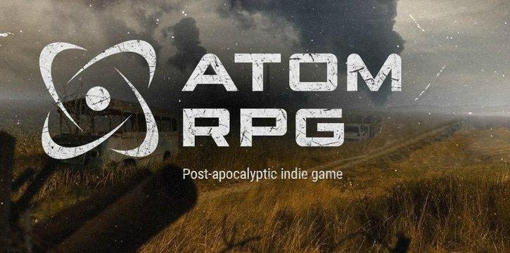 Logo ATOM RPG - recenze na Granatovyjablko.cz